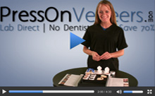 Make Your Impression for Press On Veneers